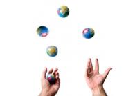 Juggling Five Balls of Life